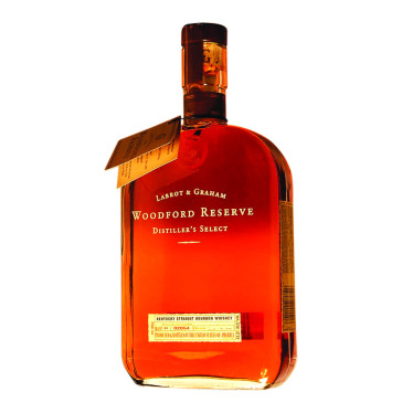 WOODFORD Reserve Distillers Bourbon 750ml