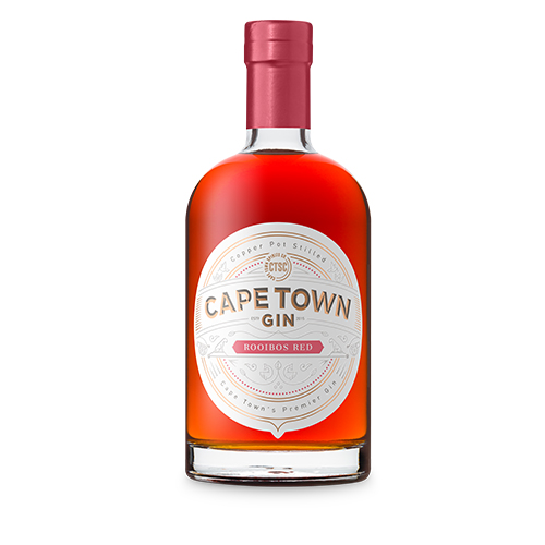 CAPE TOWN Rooibos Red Gin (1 x 750ml)