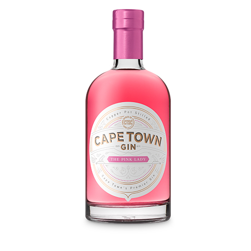 CAPE TOWN Pink Lady Gin (1 x 750ml)