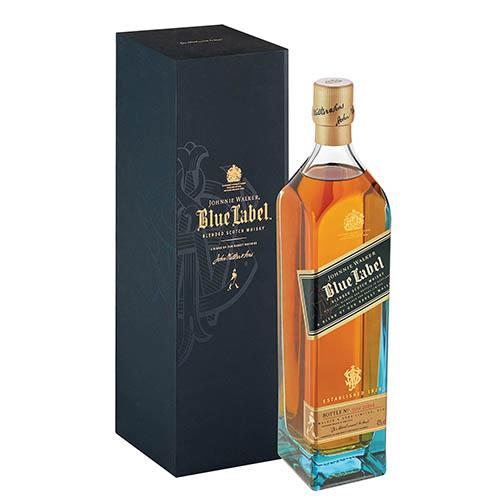 JOHNNIE WALKER Blue Label Scotch Whisky (750ml)