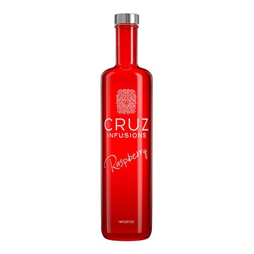 CRUZ Raspberry Vodka (1 x 750ml)