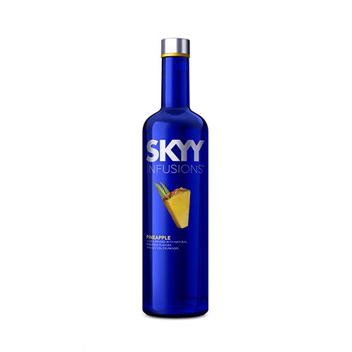 SKYY Pineapple Vodka (1 x 750ml)