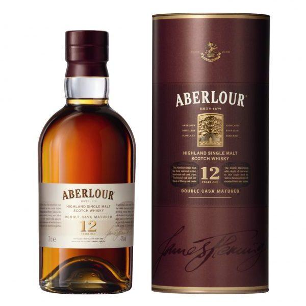 ABERLOUR 12 YO Highland Single Malt Scotch Whisky