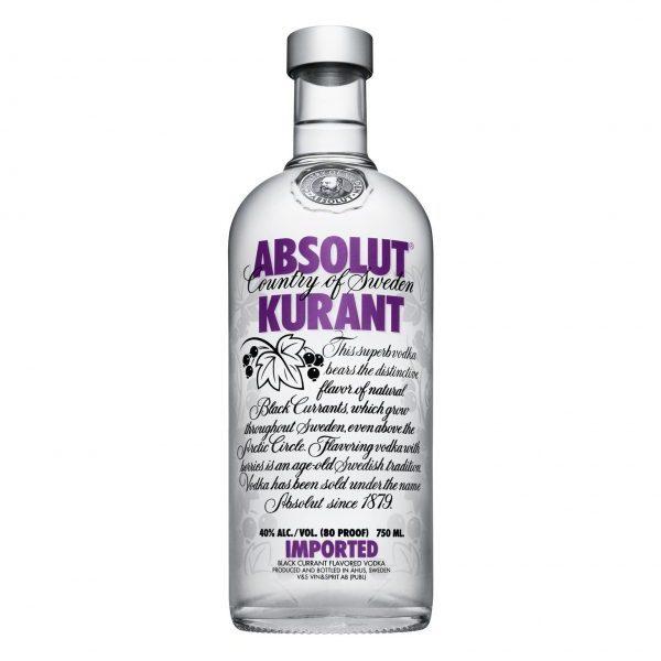 ABSOLUT Kurant Vodka (750ml)