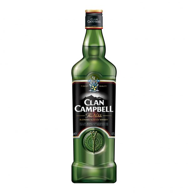 CLAN CAMPBELL Scotch Whisky 750ml