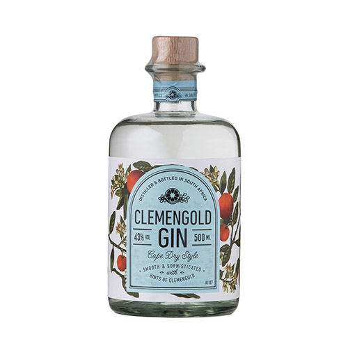 Clemengold Craft Gin (500ml)