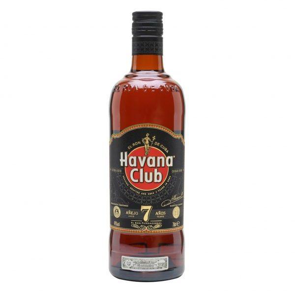 Havana Club Anejo – 7 Year Old Old Rum (750ml)