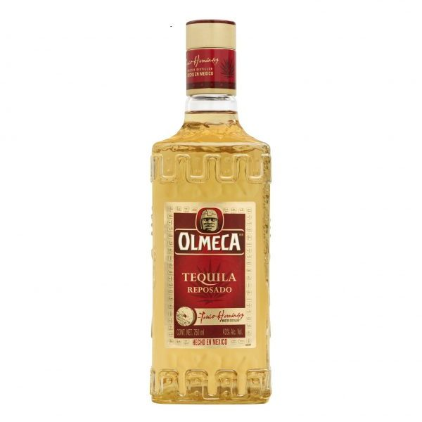OLMECA Gold Tequila (750ml)