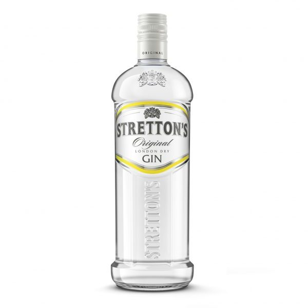 STRETTON'S London Dry Gin (750ml)