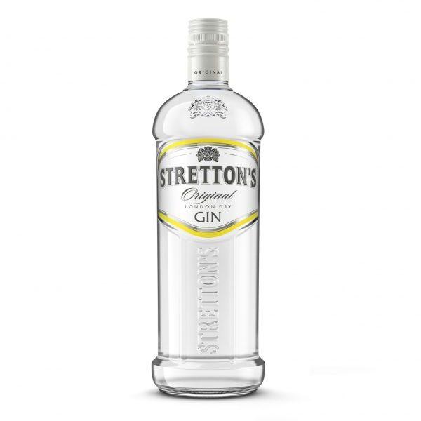 STRETTON'S London Dry Gin (750ml)