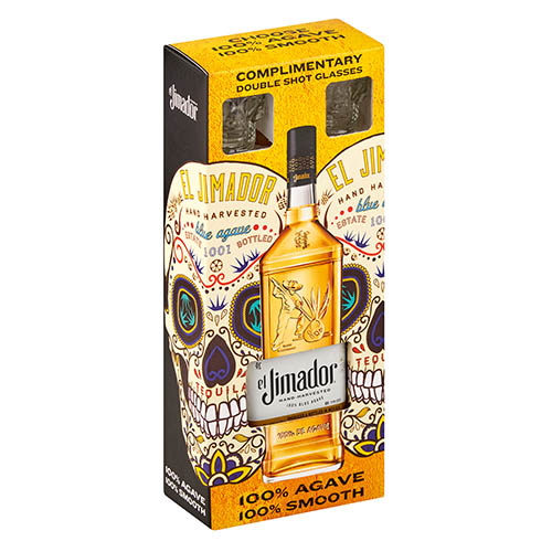 EL JIMADOR Reposado (750ml)