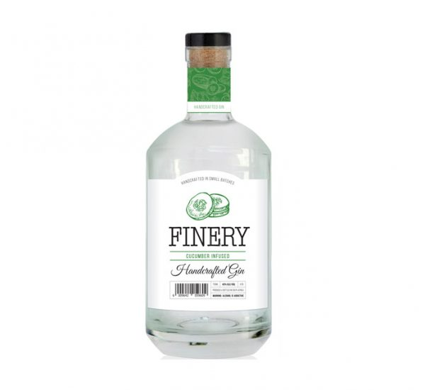 Finery Gin Cucumber (750ml)