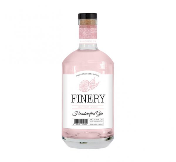 Finery Gin Grapefruit (750ml)