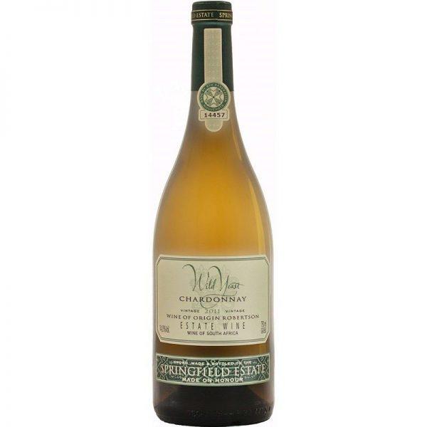 Springfield Yeast Chardonnay (750ml)