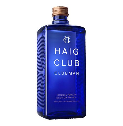 HAIG CLUB Clubman Single Grain Scotch Whisky (750ml)