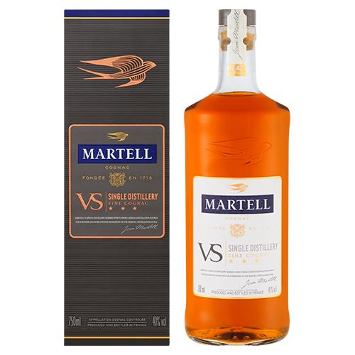 MARTELL VS Distellery Cognac