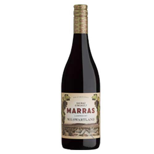 Marras Swartland Shiraz (1x750ml)