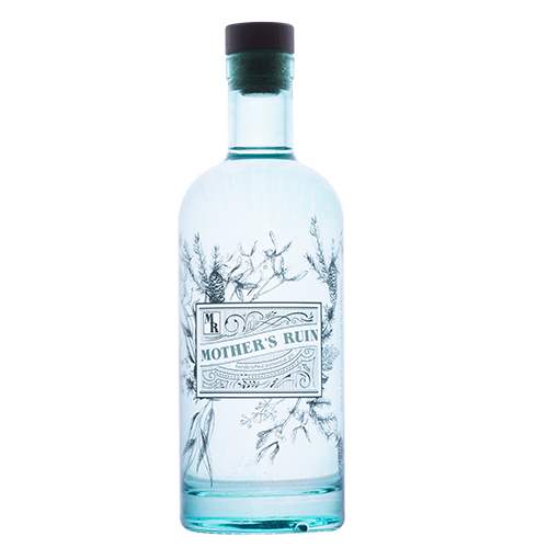 Mother's Ruin Gin (1 x 750ml)