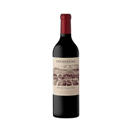 Diemersdal Private Collection Red (1x750ml)