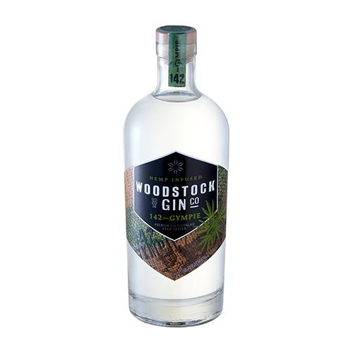 Woodstock Gin – Hemp (1x750ml)