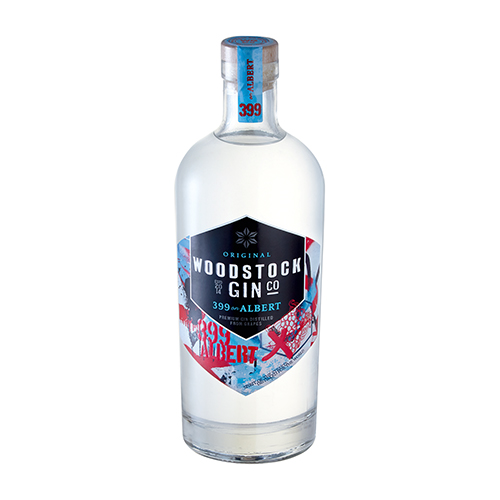Woodstock Gin – Original (1x750ml)