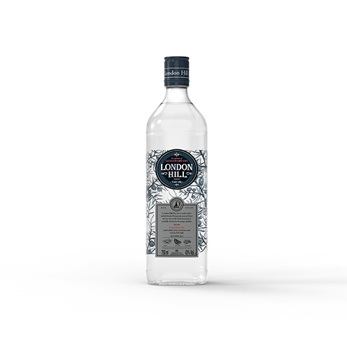 London Hill Dry Gin (750ml)