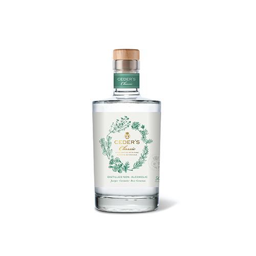 Ceder Gin Classic Non- Alcoholic (1x750ml)