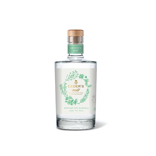 Ceder Gin Crisp Non- Alcoholic (1x750ml)